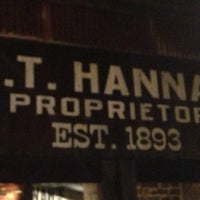 Photo taken at J.T. Hannah's Kitchen by Gina M. on 10/20/2012
