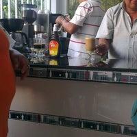 Photo taken at Café Río Mayo by Jeferson R. on 3/10/2013