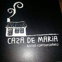 Foto tirada no(a) Casa de Maria por Leonardo H. em 10/2/2012