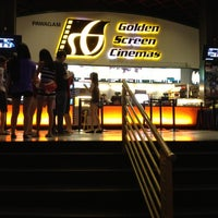 Photo taken at Golden Screen Cinemas (GSC) by shaukhi h. on 4/20/2013