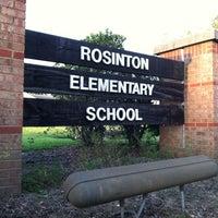 Photo taken at Rosinton School by Mark T E. on 10/7/2012