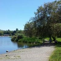 Photo taken at Trout Lake by Thomas W. on 6/30/2013