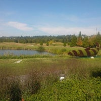 Photo taken at Riverway Clubhouse by Thomas W. on 9/14/2012