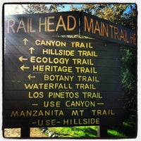 Photo taken at Placerita Canyon Nature Center by Kieran H. on 11/22/2012