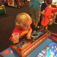 Photo taken at Peter Piper Pizza by charles t. on 10/11/2014
