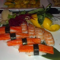 Photo taken at Oakland Asian Bistro by Genny F. on 12/15/2012