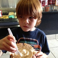 Photo taken at Cold Stone Creamery by Chris J. on 11/10/2012
