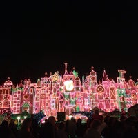 Photo taken at It's a Small World by Eric L. on 12/12/2012