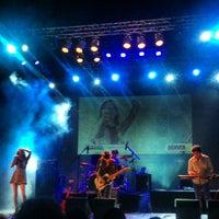 Photo taken at Centro Cultural Matucana 100 by Juan Pablo V. on 1/12/2013
