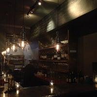 Photo taken at Kaia Wine Bar by Utsav R. on 3/29/2013