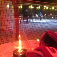 Photo taken at The Standard Ice Rink by Jill L. on 1/24/2013