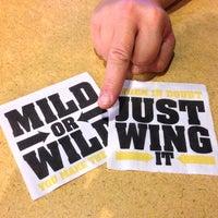 Photo taken at Buffalo Wild Wings by Matej S. on 10/28/2012