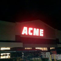 Photo taken at ACME Markets by Robert M. on 5/18/2014