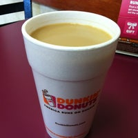 Photo taken at Dunkin' Donuts by Jay S. on 9/10/2012