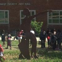 Photo taken at Howard University by Allyson R. on 7/14/2013