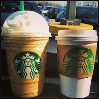 Photo taken at Starbucks by Linda W. on 2/23/2013