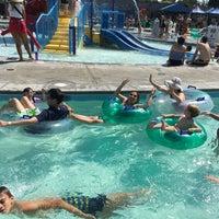 Photo taken at Aqua Adventure by Kristee S. on 9/5/2016