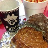 Photo taken at Pirates Burger by Montse B. on 6/6/2014