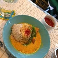 Photo taken at cafe dinner Lush Life by RIKO N. on 2/15/2013