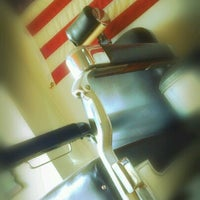 Photo taken at Esquire M.E.N.S. Barber Shop by Sean M. on 1/5/2013