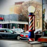 Photo taken at Esquire M.E.N.S. Barber Shop by Sean M. on 3/15/2014