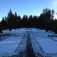 Photo taken at Manito Park by Crocker on 2/24/2013