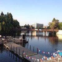 Photo taken at Riverfront Park by Crocker on 7/29/2013