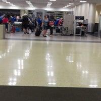 Photo taken at TSA Checkpoint 1 by Jon H. on 5/13/2017