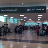 Photo taken at TSA Checkpoint 1 by Jon H. on 3/18/2018