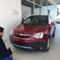 Photo taken at Chevrolet by Norma L. on 11/14/2014
