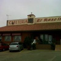 Photo taken at Mesón El Raso by Javi on 12/7/2012