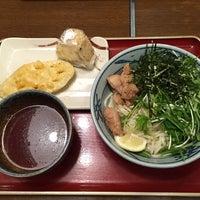Photo taken at 金比羅製麺 京都大山崎店 by Tomochy7 T. on 10/4/2014