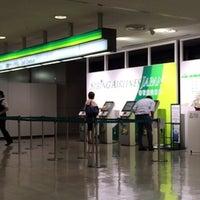 Photo taken at 成田国際空港 春秋航空日本 自動チェックインカウンター by armiss on 8/23/2014