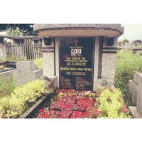 Photo taken at Makam Kembang Kuning by Maria G. on 2/10/2014
