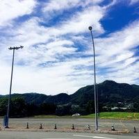Photo taken at 下牧PA (下り) by Yukie A. on 9/30/2017