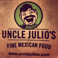 Photo taken at Uncle Julio's by chrix on 6/9/2013
