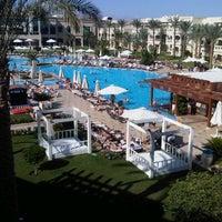 Photo prise au Rixos Sharm El Sheikh par Omer S. le11/29/2012