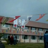 Photo taken at Akdeniz Üniversitesi İletişim Fakültesi by Erdi İ. on 3/28/2013