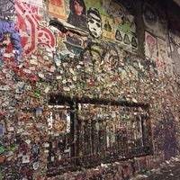Photo taken at Gum Wall by LJ on 9/15/2015