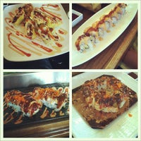 Photo taken at Todo Sushi by Dillon N. on 3/7/2013