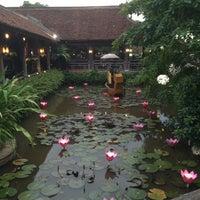 Photo taken at Sen Tây Hồ by Nam N. on 7/2/2013