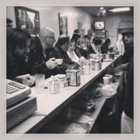 Photo taken at Johny's Luncheonette by Dez and Johny P. on 3/28/2013