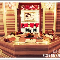 Das Foto wurde bei Rixos The Palm Dubai von Ali O. am 7/17/2014 aufgenommen