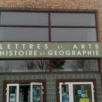 รูปภาพถ่ายที่ Université d'Artois - Arras โดย J.D. C. เมื่อ 3/15/2013