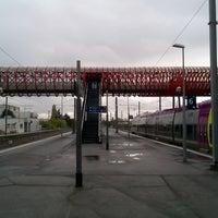 Photo taken at Gare SNCF de La Roche-sur-Yon by J.D. C. on 11/10/2016
