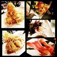 Photo taken at Ninza Sushi by Drew D. on 3/10/2013