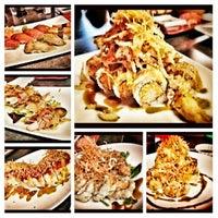 Photo taken at Ninza Sushi by Drew D. on 6/10/2013