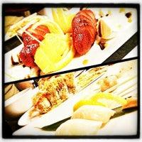 Photo taken at Ninza Sushi by Drew D. on 3/17/2013