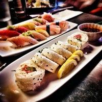 Photo taken at Ninza Sushi by Drew D. on 7/11/2013