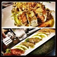 Photo taken at Ninza Sushi by Drew D. on 5/24/2013